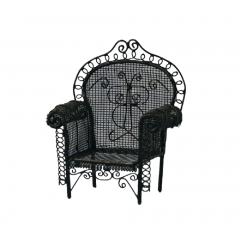 Dolls House Garden Furniture