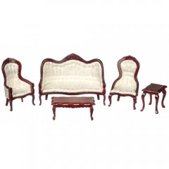 Dolls House Living Room Furniture Sets