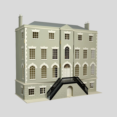 Dolls House Ornate in 1:12 also for minimundus suitable ST 400