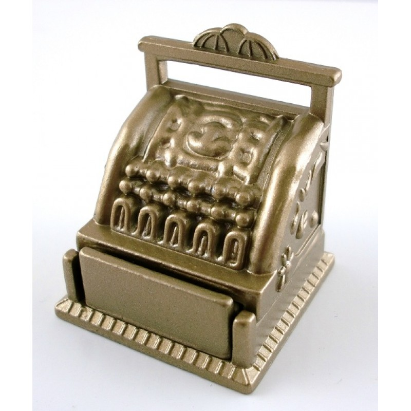 Dolls House Shop Accessory Miniature Cash Register Till