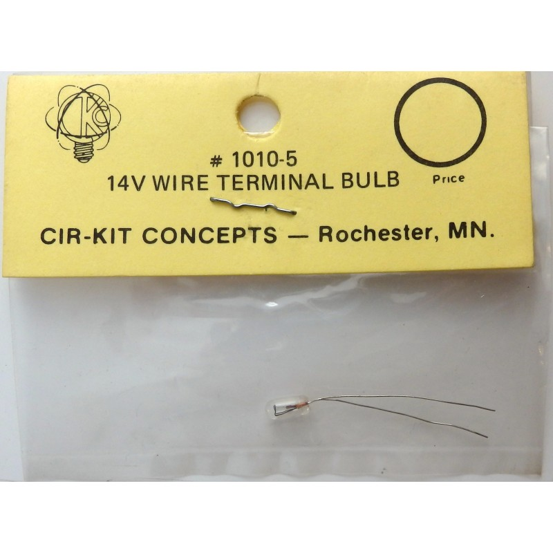 Dolls House GOR Wire Terminal Bulb Model Miniature Lighting Accessory Spare Part