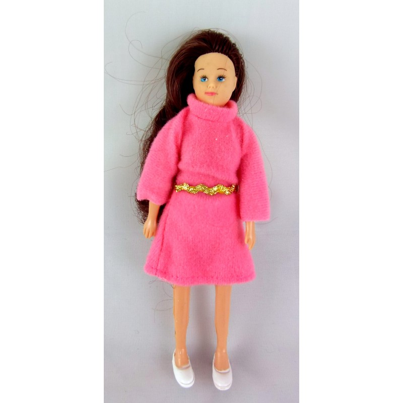 Dolls House Miniature People Modern Brunette Mum Mother for your Family