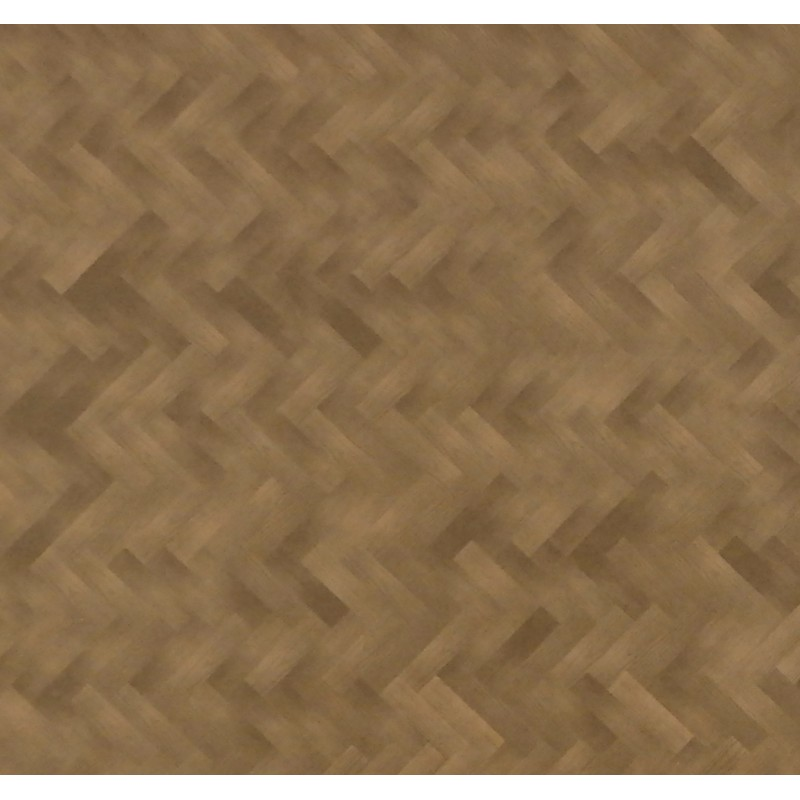 Dolls House Miniature Herringbone Parquet Wood Effect Paper Flooring
