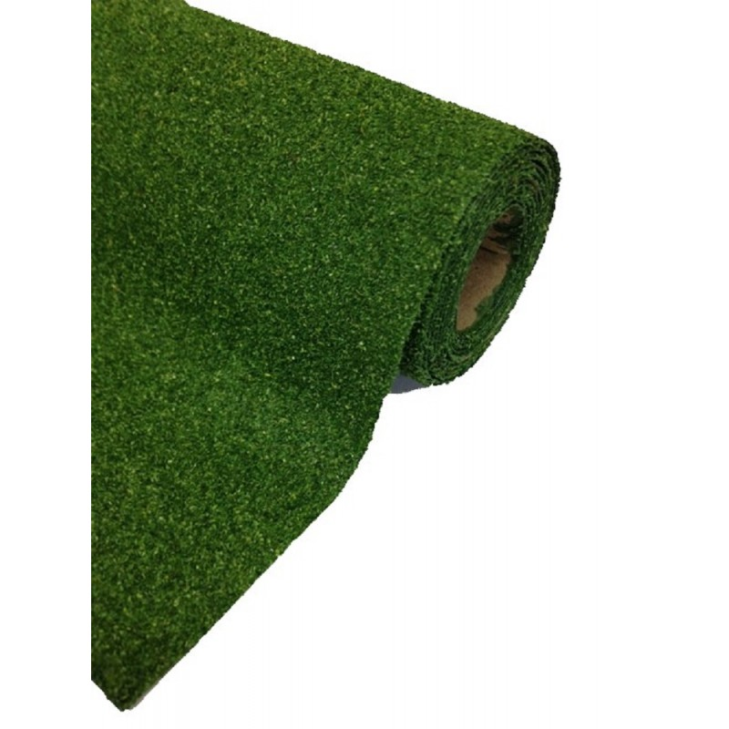 Dolls House Heath Green Grass Lawn Garden Landscape Mat Large