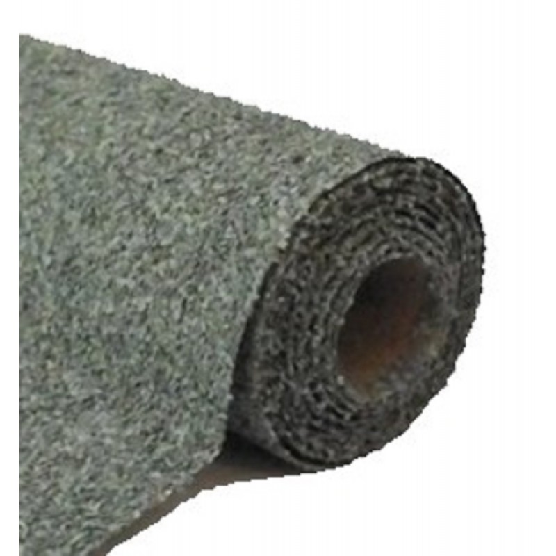 Dolls House Grey Chippings Granite Underlay Garden Landscape Mat