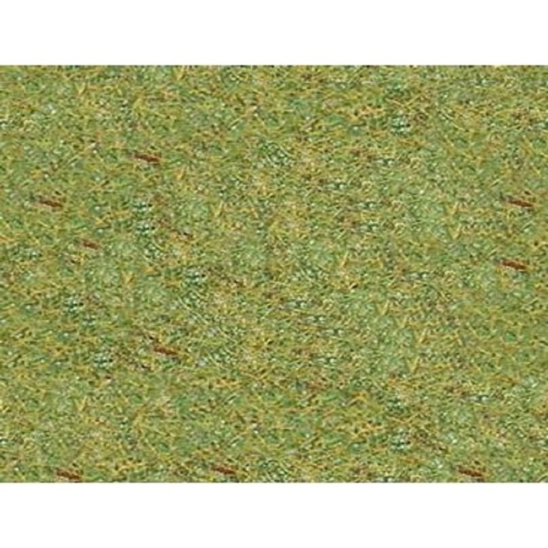 Dolls House Static Grass Summer Mix Garden Scenic Scatter 15g 12s