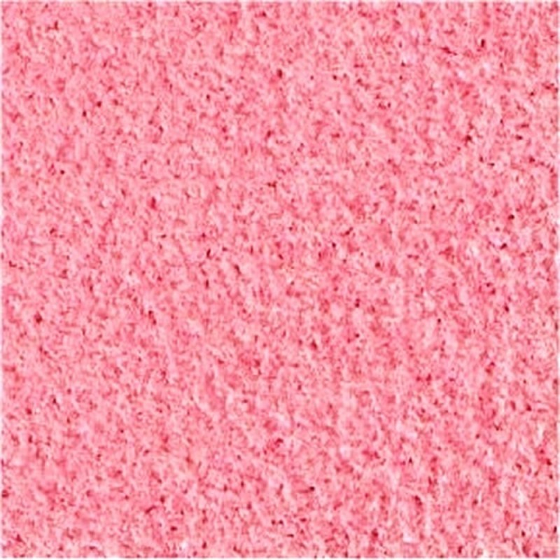 Dolls House Pink Self Adhesive Carpet Miniature Wall to Wall Flooring Deep Pile