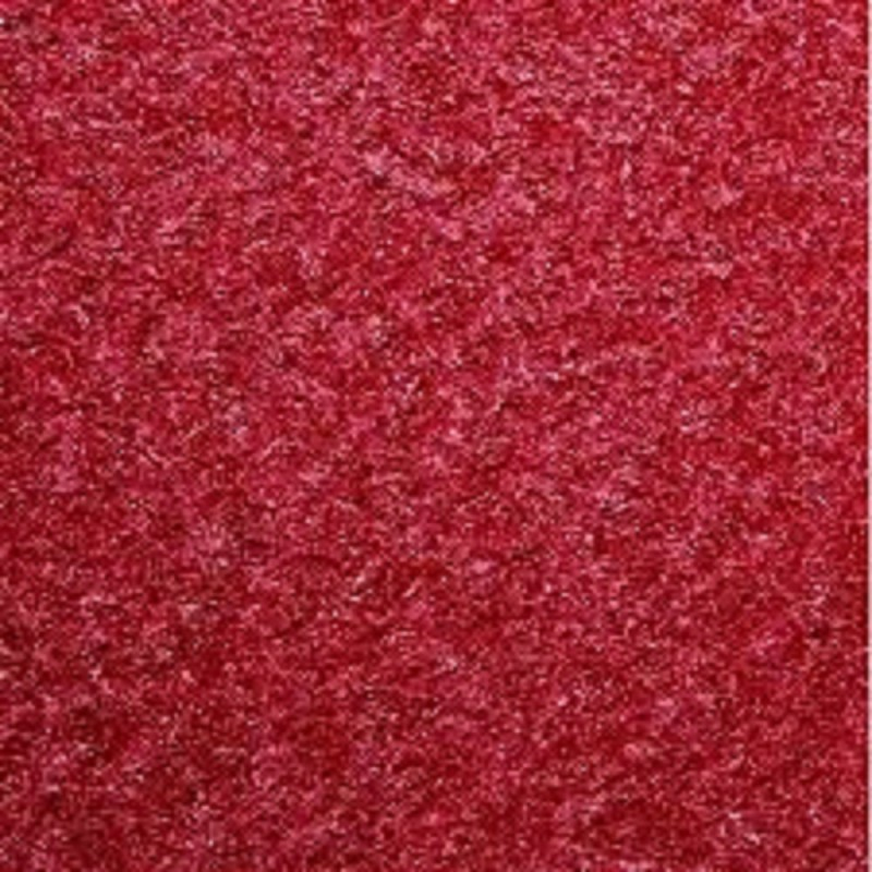 Dolls House Red Self Adhesive Carpet Miniature Wall to Wall Flooring Deep Pile