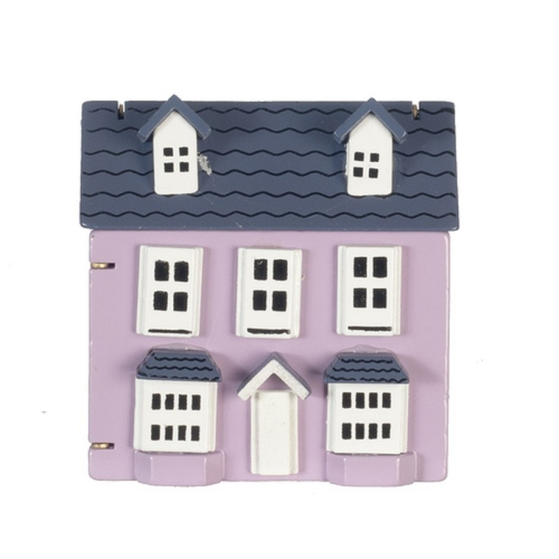 Dolls House for a Dolls House Traditional Girls Toy Nursery Accessory Painted