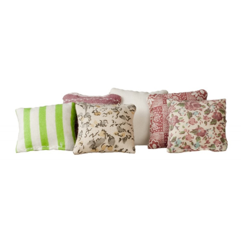 Dolls House Scatter Cushions Assorted Designs Living Room Accessory