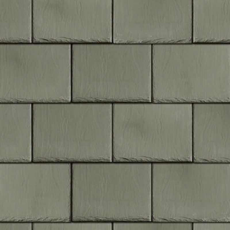 Dolls House Roof Tile Slates Light Grey Miniature Embossed Card Roofing Sheet