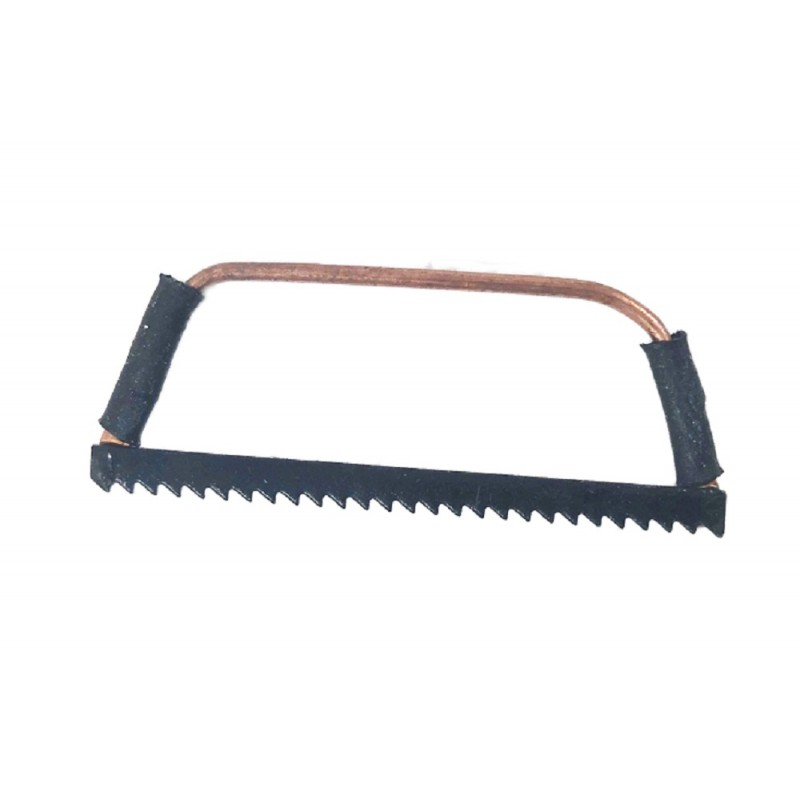 Dolls House Pruning Saw Workman Garden Tools Miniature Garage Shed Accessory