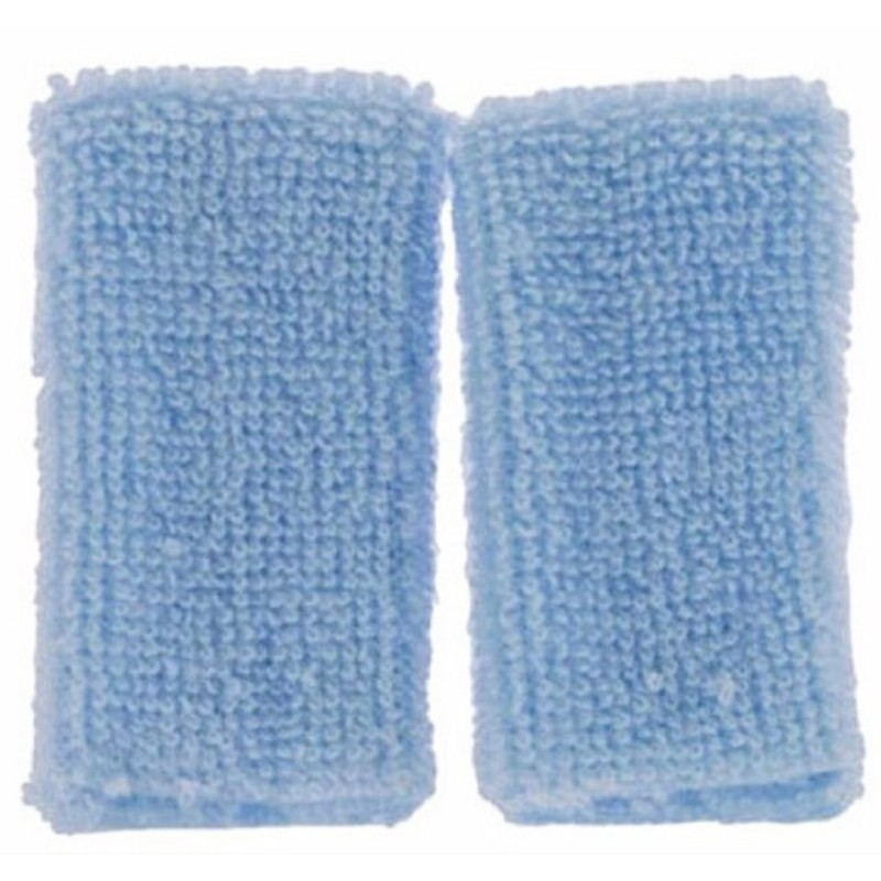 Dolls House Miniature 1:12 Bathroom Accessory Set of 4 Peach Lace Edged Towels