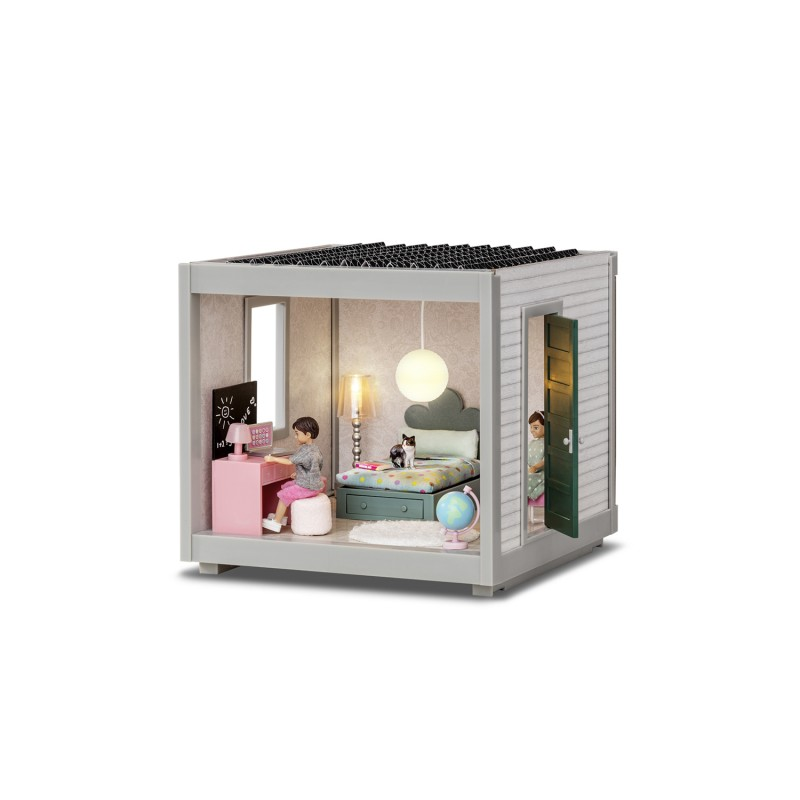 Lundby Room Box 22 CM 1:18 Scale Swedish Dolls House Extension