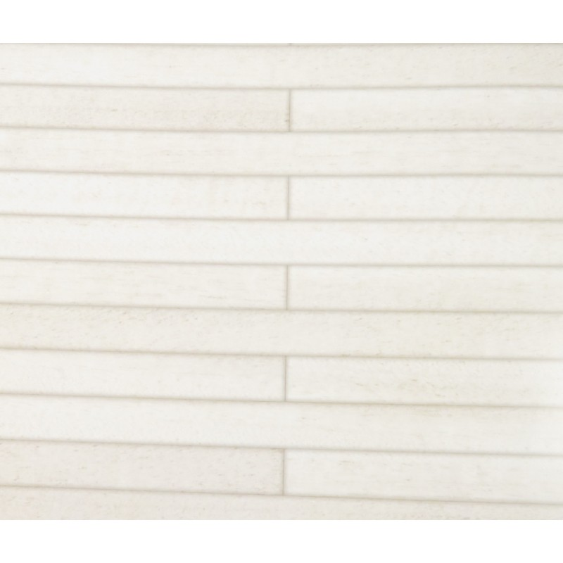 Dolls House White Washed Floorboards Miniature 1:12 Flooring Gloss Card Sheet