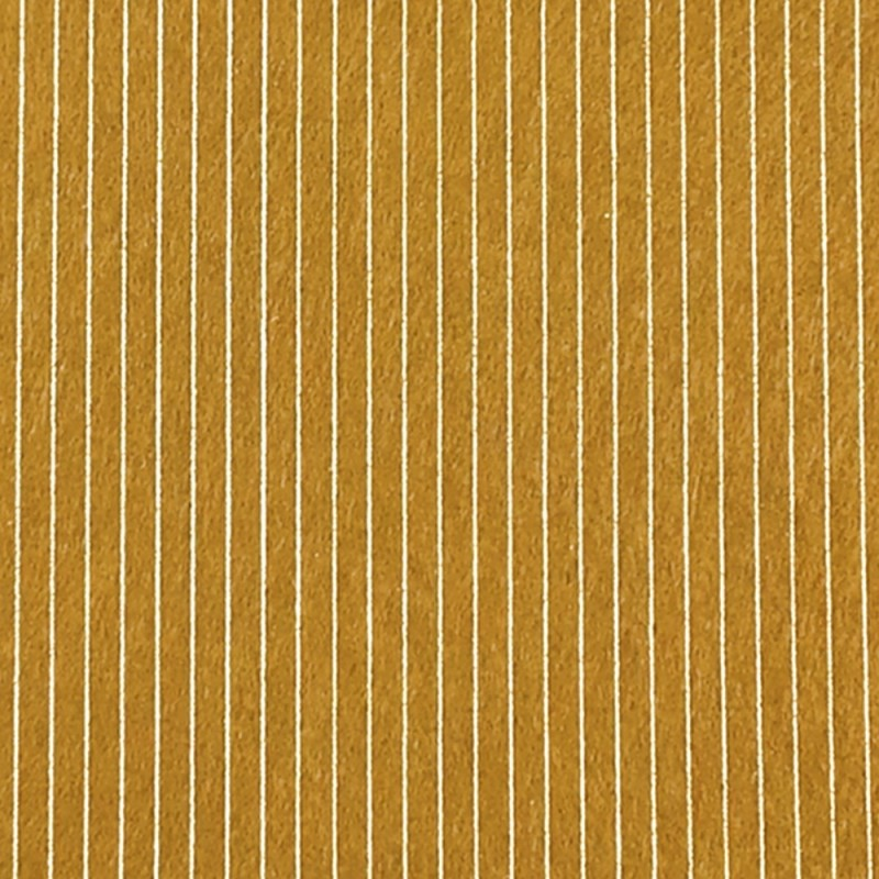 Dolls House Camel Striped Self Adhesive Carpet Miniature Wall to Wall Flooring