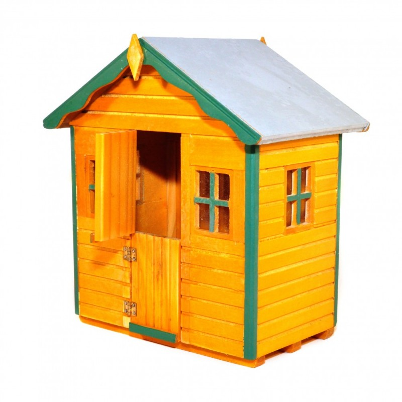 Dolls House Child's Wendy Play House Garden Out Building