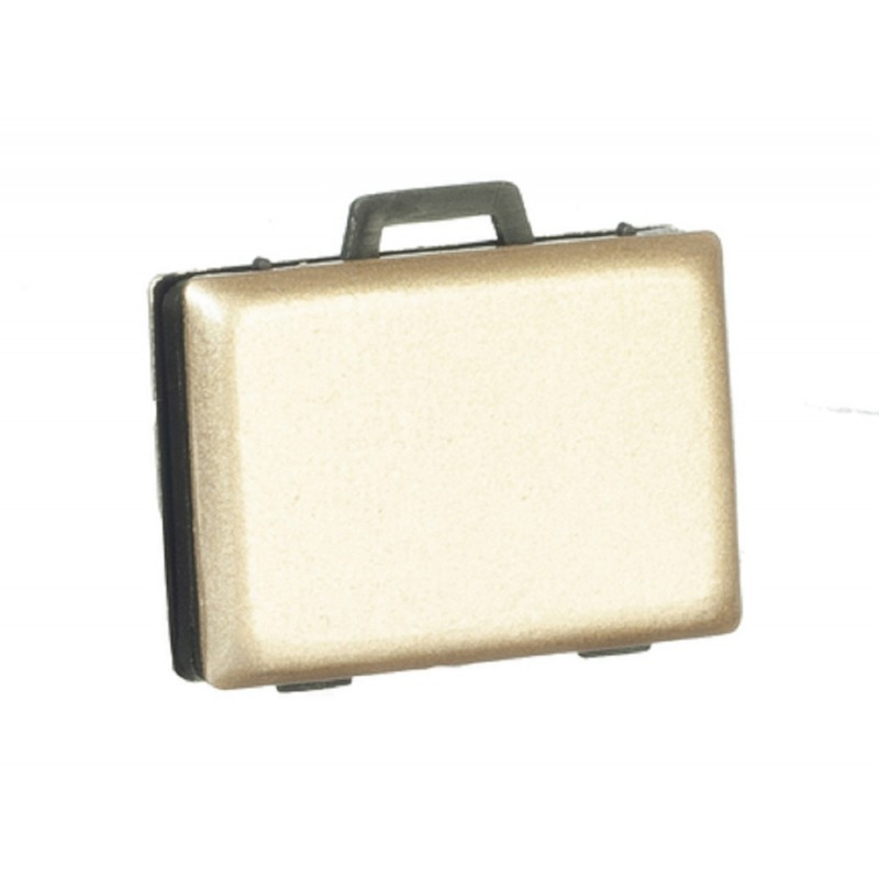 Dolls House Briefcase Miniature Modern Office Study Work Accessory 1:12 Scale