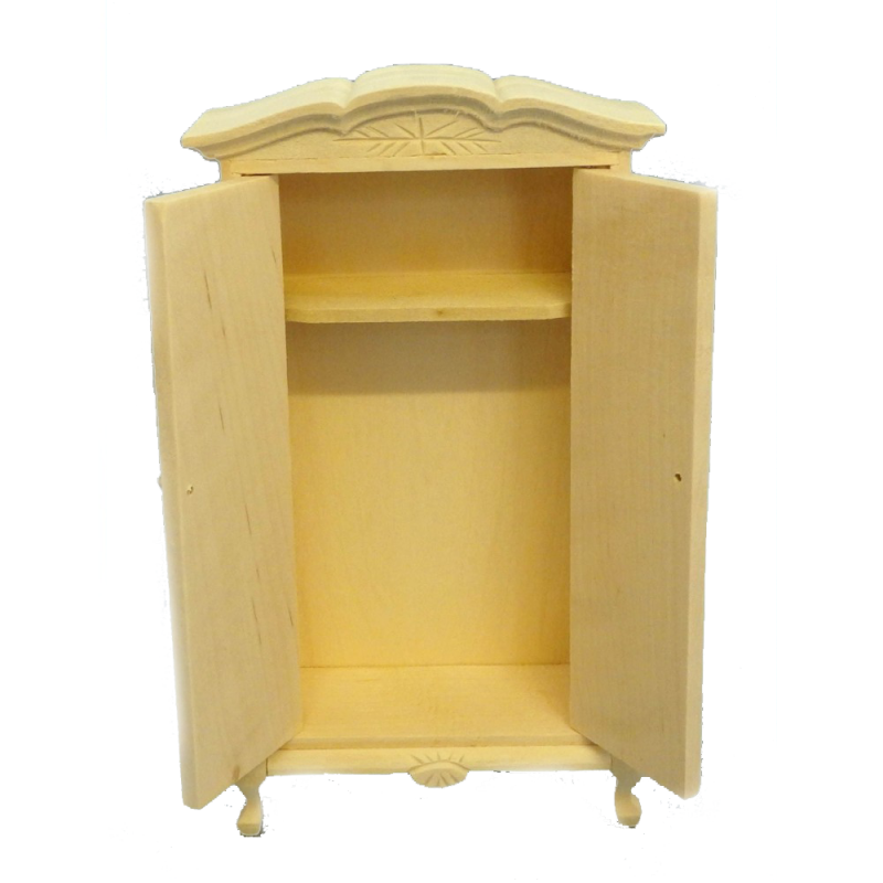 Melody Jane Dolls Houses Doll, 1 12 Unfinished Dollhouse Furniture