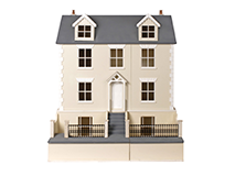 Dolls Houses & Buildings